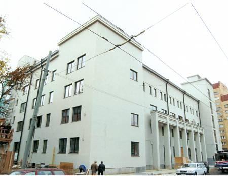 Административные здания в Москве, отреставрируют без увеличения площадей