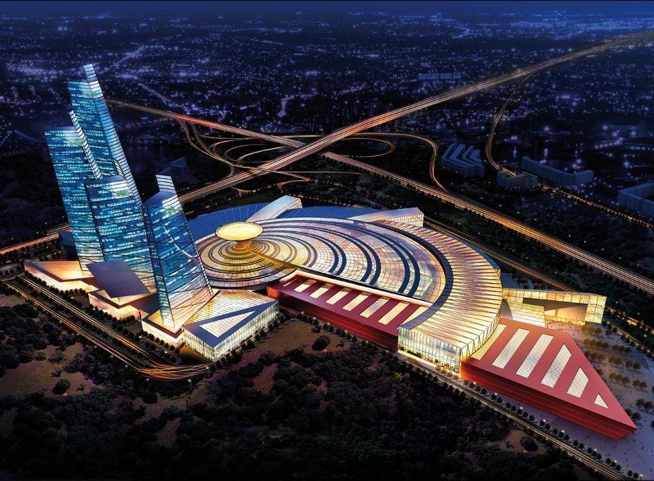 В Москве собираются начать строительство торгово-бытового комплекса