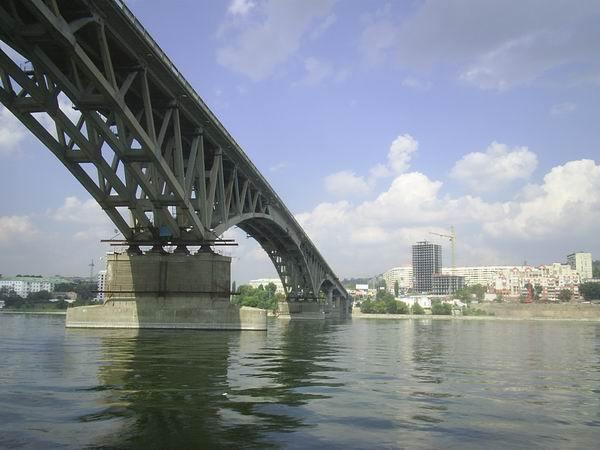 Мост через Москву – реку будет подвержен реконструкции