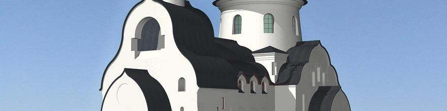 Новый храм на Щербинке доделают до конца летнего периода