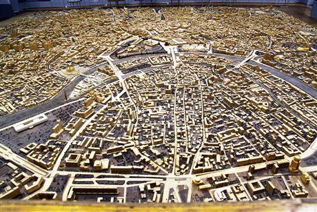 Крупнейший макет города Москва будет представлен на ВДНХ уже в середине 2015 года