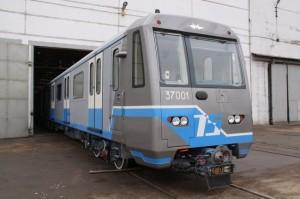 Московский метрополитен обогатится на 800 новых и современных вагонов.