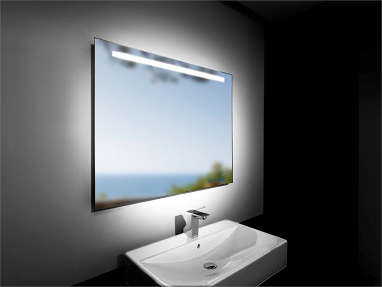 Немного о зеркалах для ванной