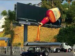 конструкция рекламного банера