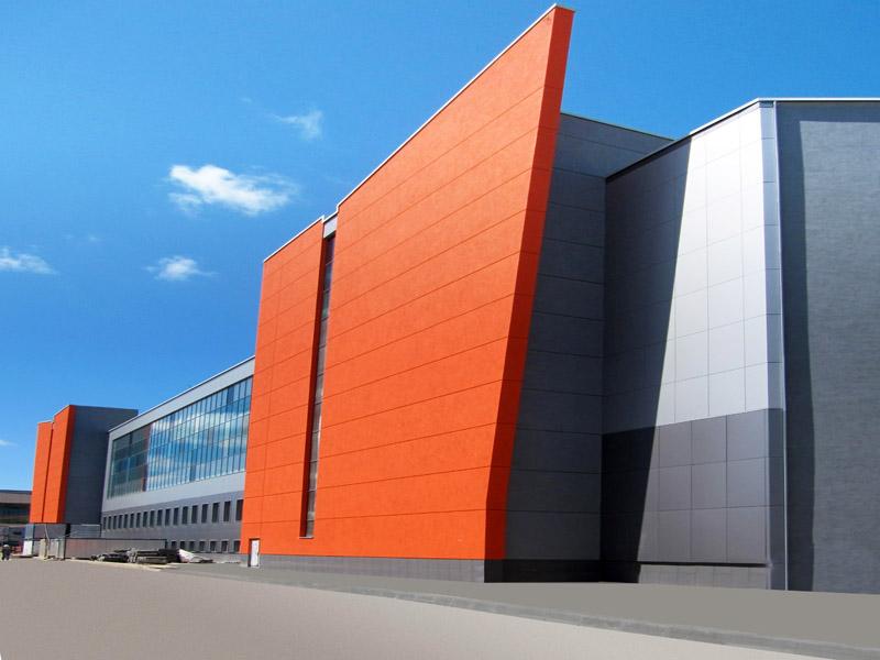 Алюминиевые композитные панели как современный материал для отделки фасадов