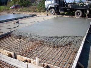 как расчитать бетон для фундамента