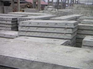 размеры плит фундамента