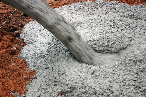 Бетон и цемент для фундамента