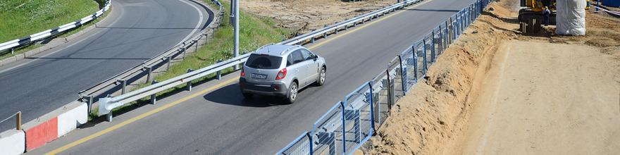На пересечении МКАД и Можайского шоссе откроют путепровод и съезд на кольцевую дорогу