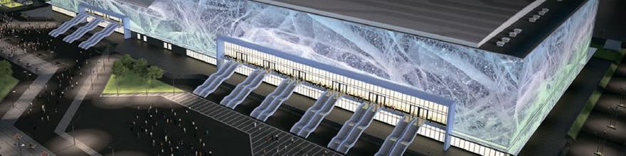 Ледовый дворец ЗИЛ достроят до конца