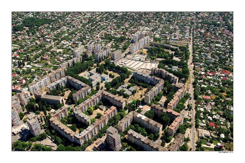 В Киевском округе  появится бизнес-город, который построят за семь лет