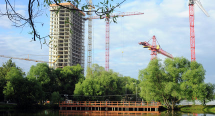 60 объектов возведут в «Новой Москве» за три ближайших года