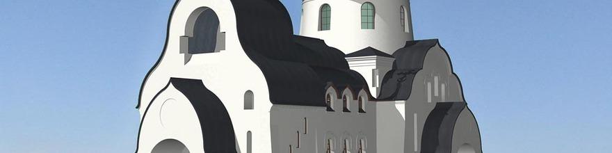 К середине октября будет воздвигнут собор имени Александра Невского