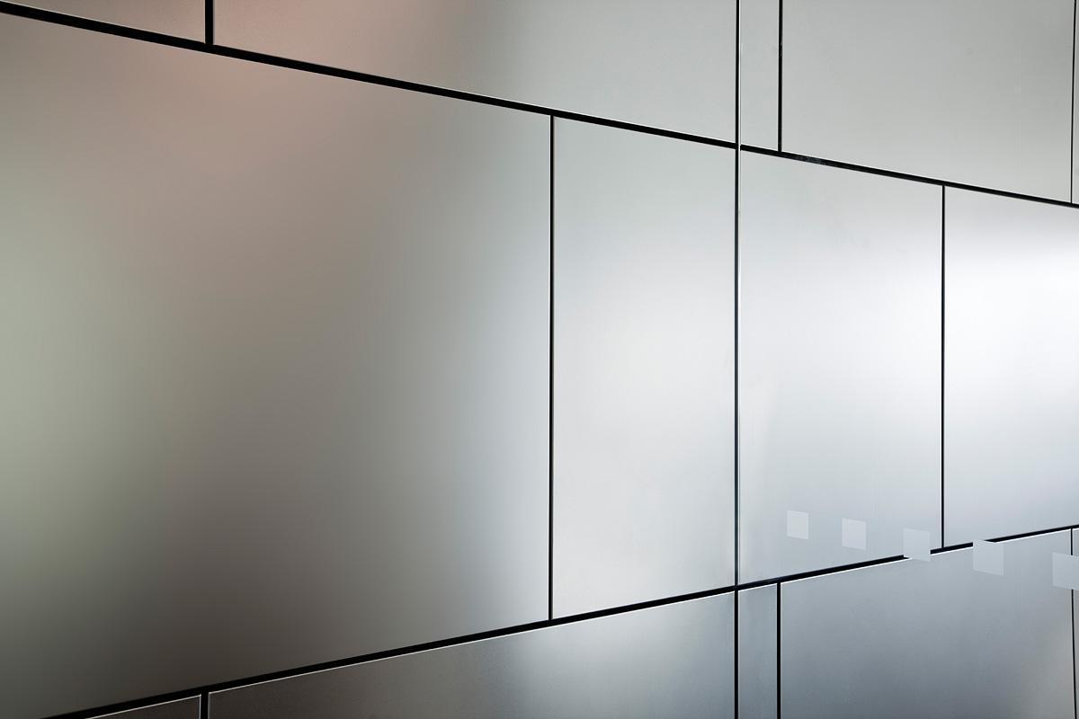 Алюминиевая облицовка наружных стен: уход и ремонт
