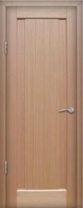 Класическая шпонированная дверь