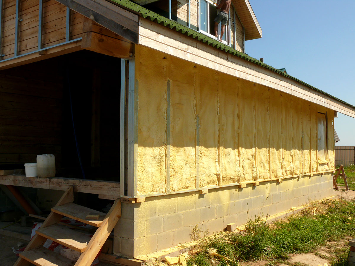 Теплоизоляция дома – какой материал наиболее оптимальный?