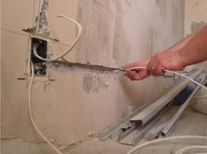 монтаж электропроводки дома своими руками