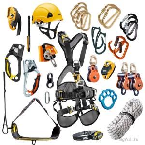 Оборудование и снаряжение для высотных работ