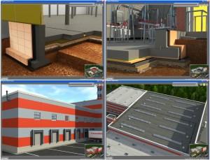 Что представляют собой строительные системы ТехноНиколь?