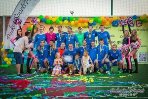 девятый Всероссийский турнир по мини-футболу «Кубок МосСтрой IX»