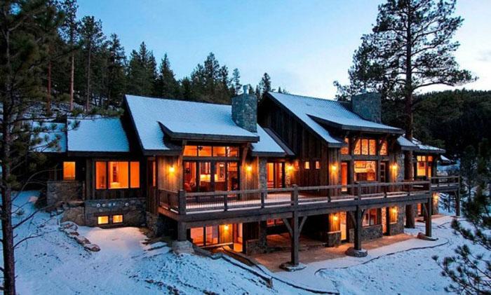 Деревянные дома – красиво, уютно, тепло