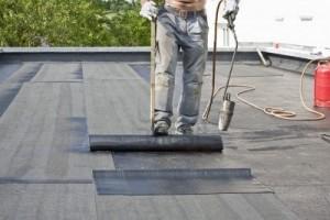 покрытие крыши рубероидом своими руками