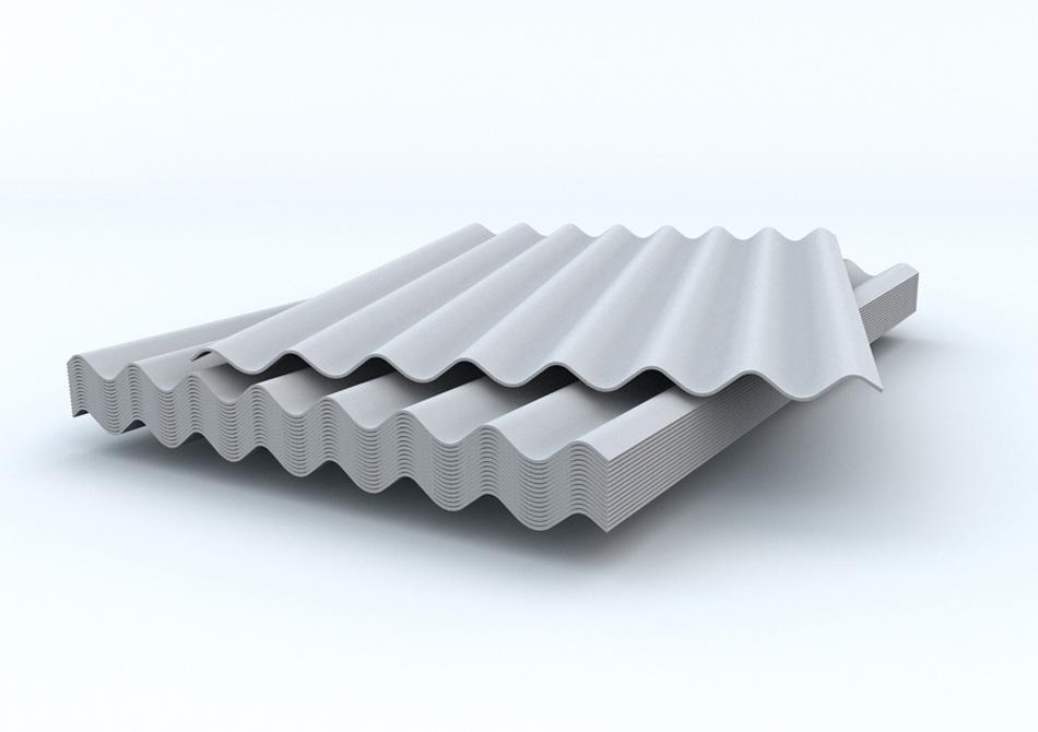 Сколько весит лист шифера 7,8 волнового