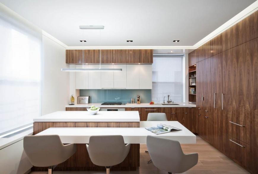 Стол — центральный элемент любой кухни