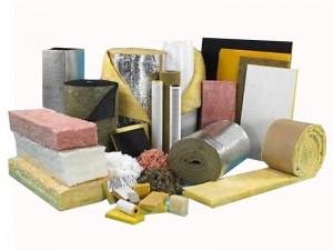 Основные виды изоляционных материалов