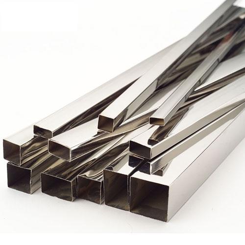 Прямоугольные стальные трубы AISI 201