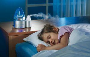 увлажнители воздуха для детской