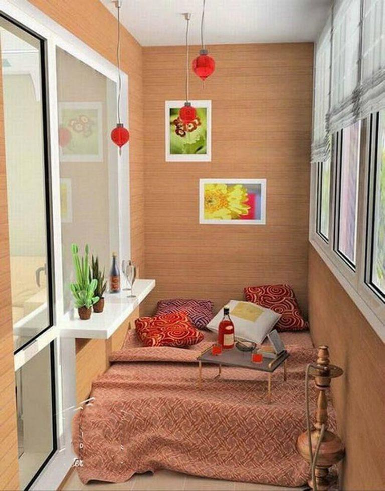 20 крутых идей для обустройства балкона..