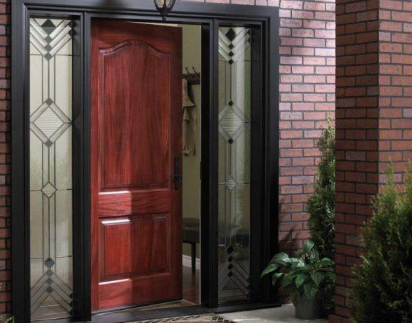 Выбираем железную входную дверь