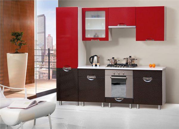 Кухонные гарнитуры категории люкс