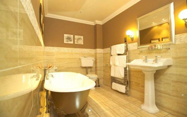 Дизайн интерьера ванной комнаты