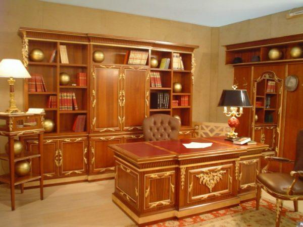 Мебель для кабинета vip класса