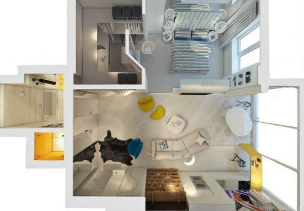 Выбор дизайн проекта квартиры
