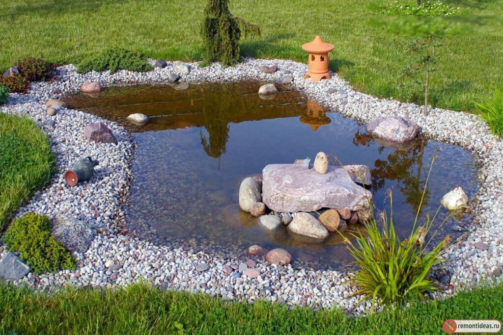 Садовый пруд своими руками фото 11