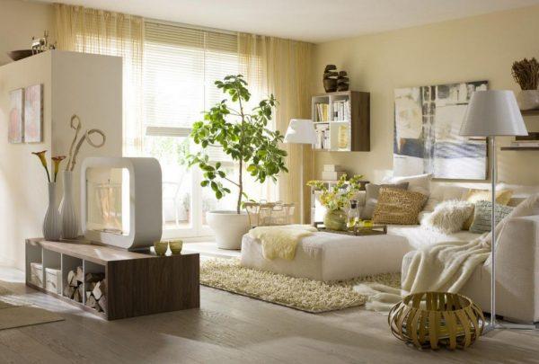 Создаем интерьер в квартире для души
