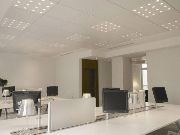 Какое освещение нужно в офисе