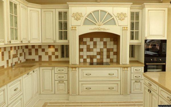 Мебельные фасады для кухни