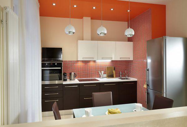Дизайн кухонных интерьеров