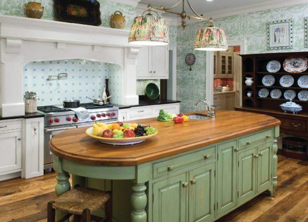 Уютный дизайн вашей кухни