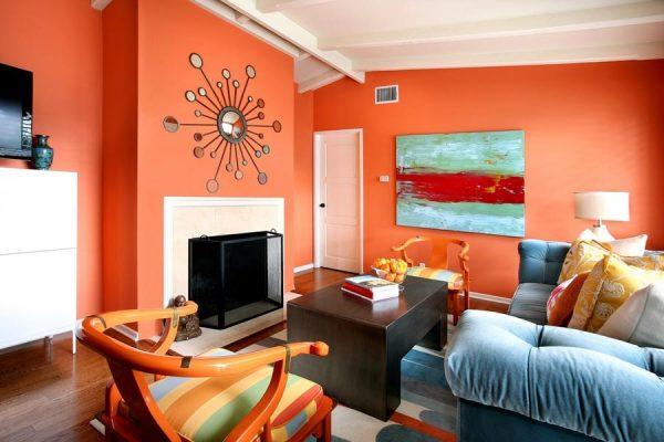Цвет от типа помещения